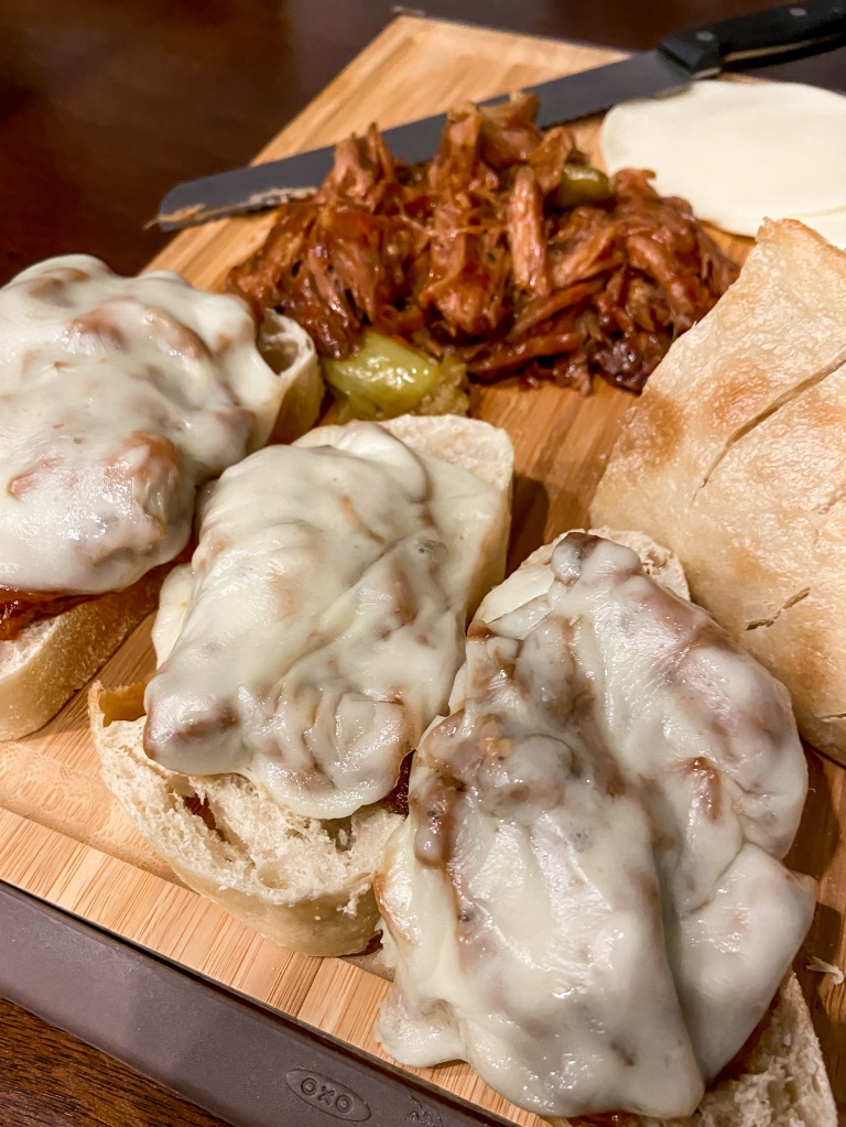 Recipes with Rachel pulled pork