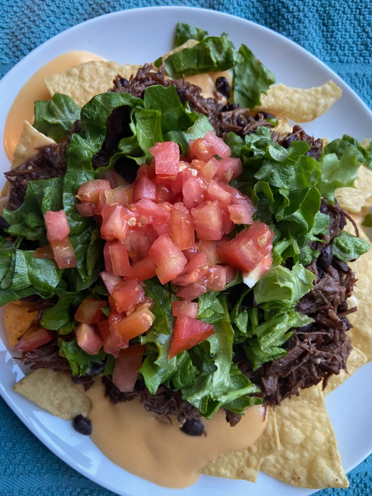sirloin nachos by recipes with rachel