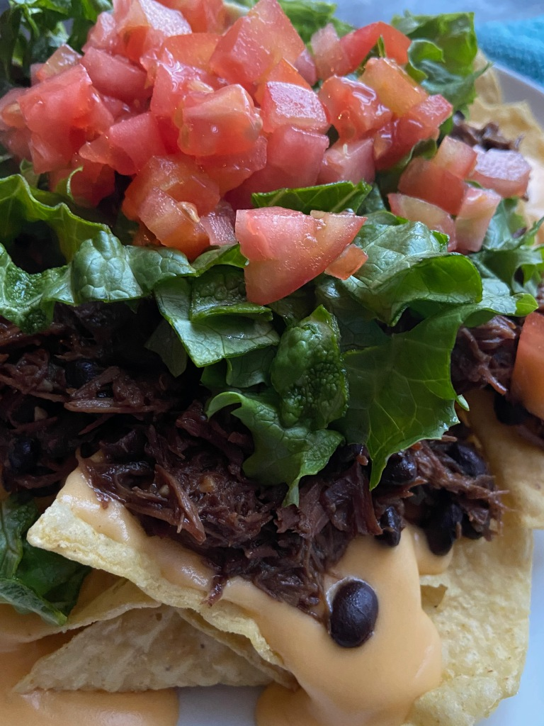 recipes with rachel teriyaki sirloin nachos