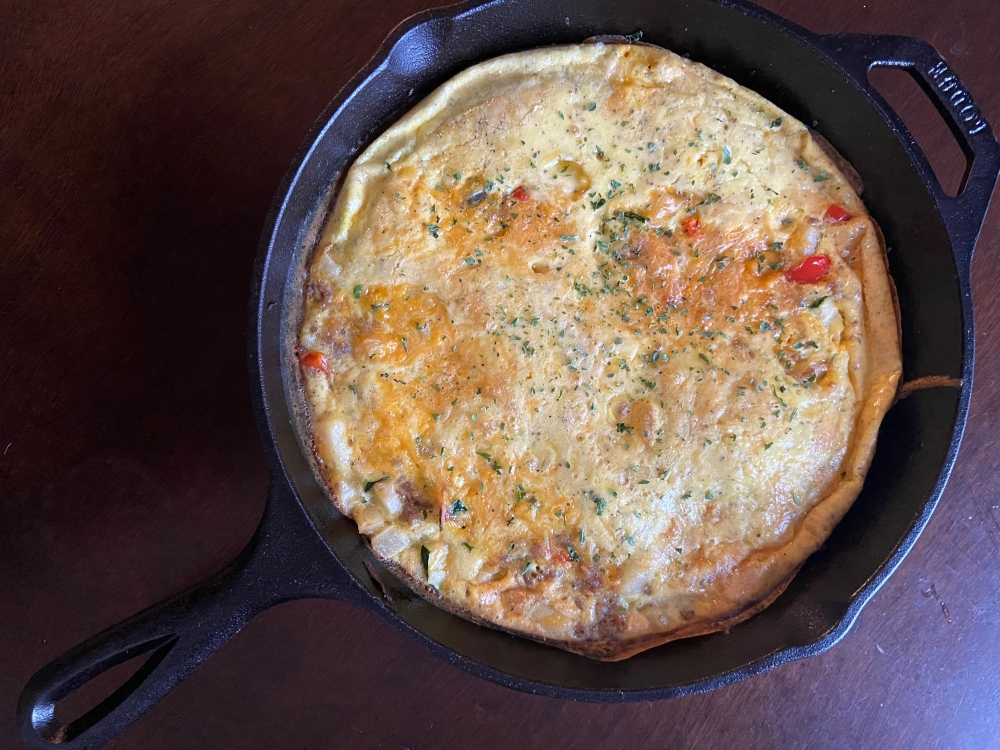 recipes with rachel breakfast frittata