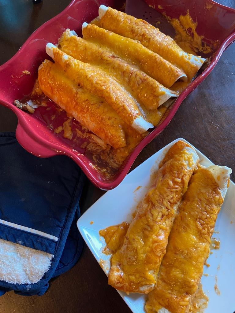 recipes with rachel beef enchiladas