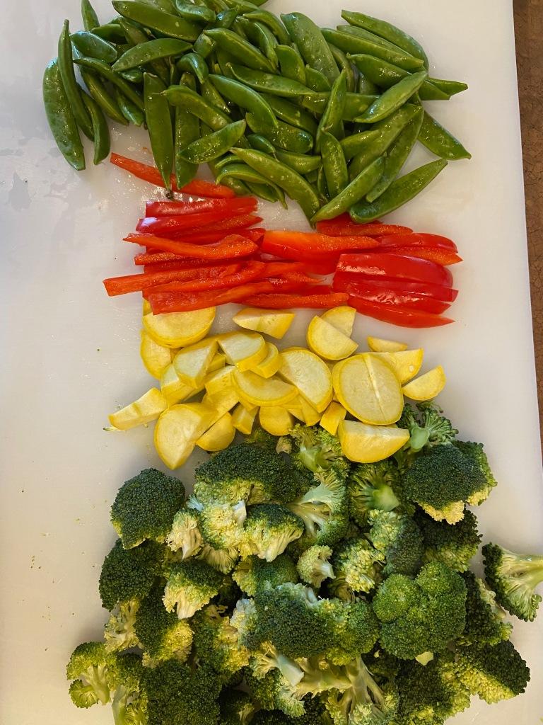 recipes with rachel roasted veggies recipe