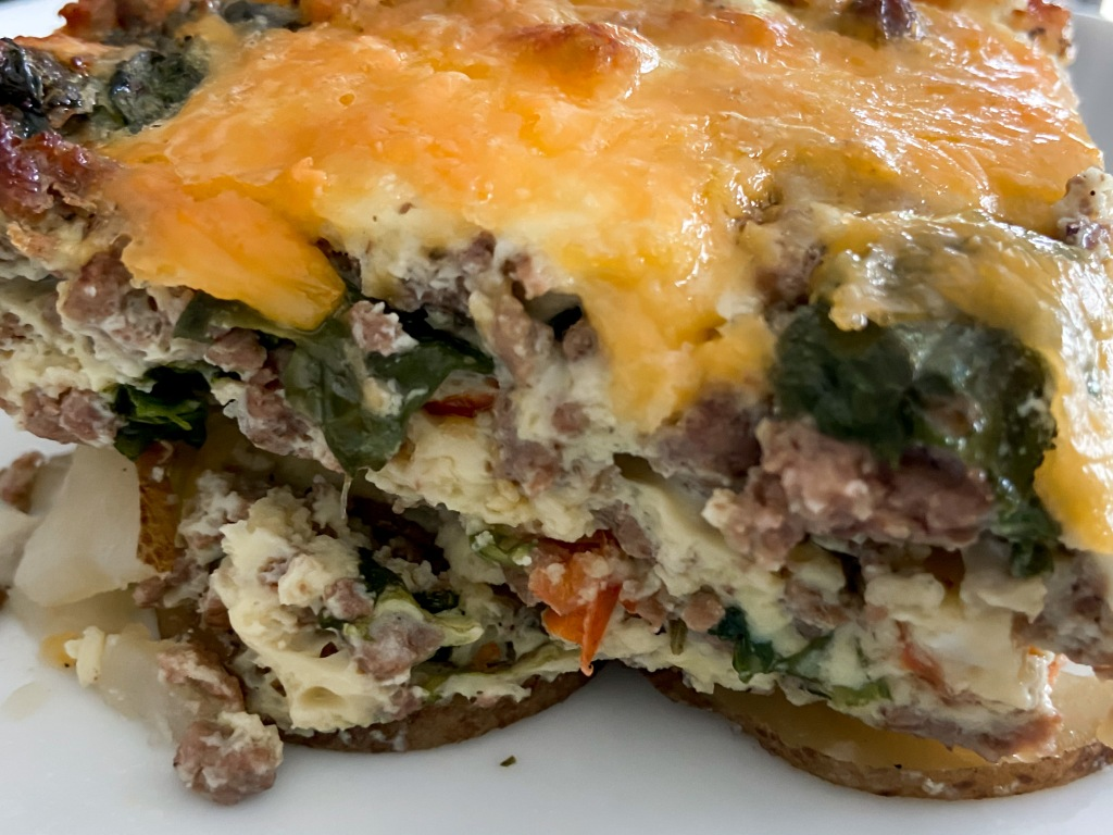 Recipes with Rachel beef and potato casserole