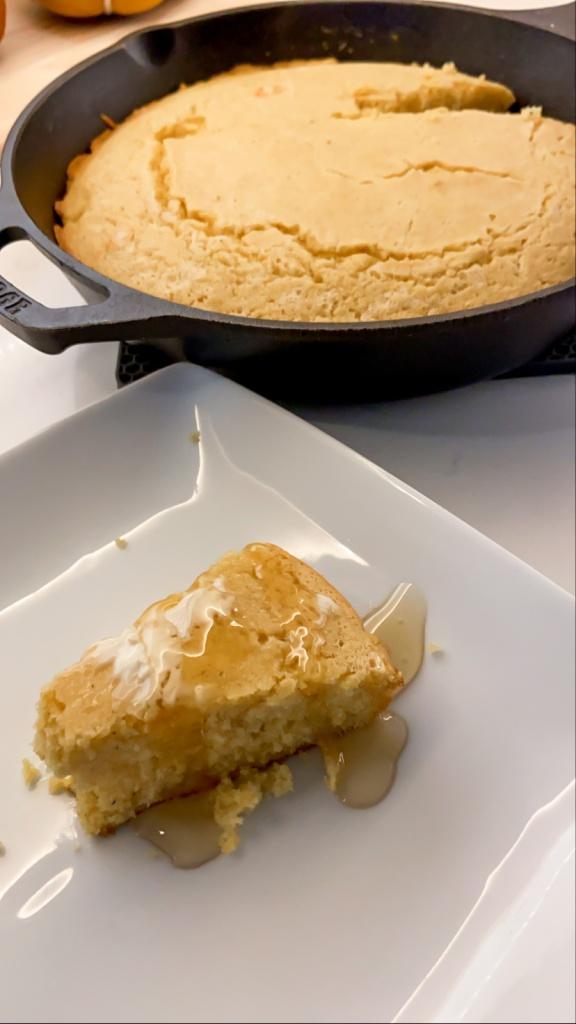 recipes with rachel cast iron cornbread