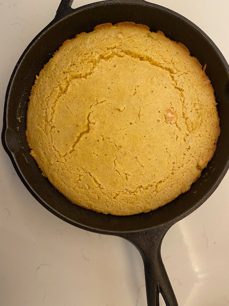 recipes with rachel cast iron cornbread