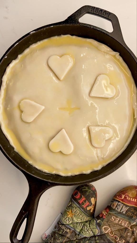 recipes with rachel turkey pot pie
