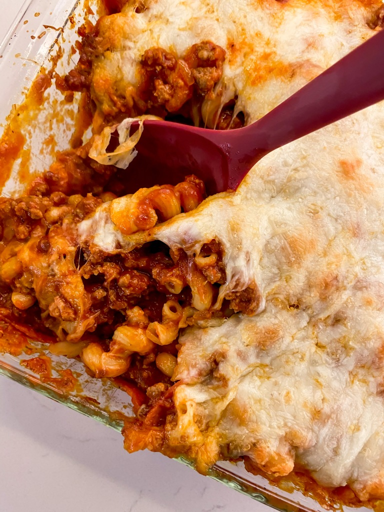 recipes with rachel pizza casserole