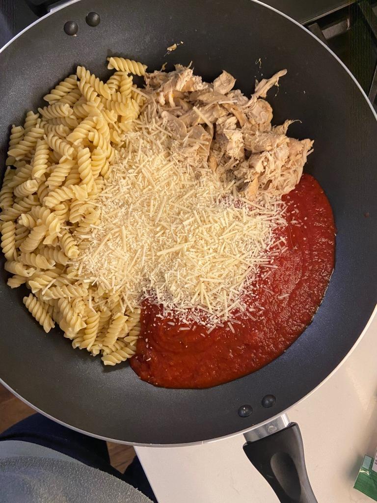 recipes with rachel chicken parmesan casserole