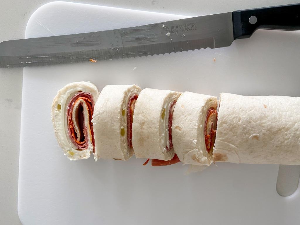 recipes with rachel italian roll ups