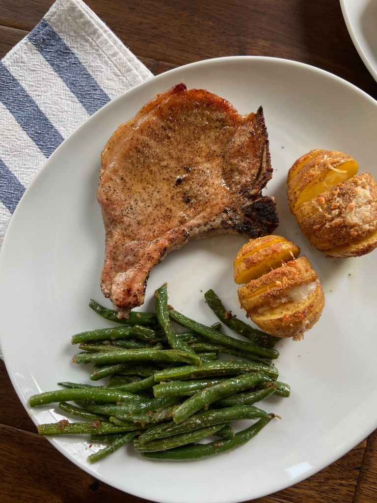 recipes with rachel farm to table meal kit