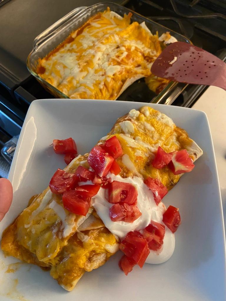 recipes with rachel tex-mex enchiladas